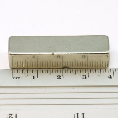 Neodymium Magnet Size 40mm x 20mm x 10mm Block