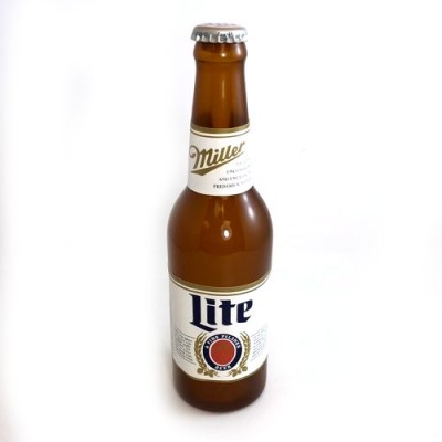Nielsen Vanishing Miller Lite Bottle