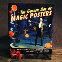 The Nielsen Collection Part 2: The Golden Age of Magic Posters