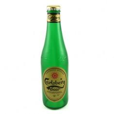 Nielsen Vanishing Carlsberg Beer Bottle  - Extra Label
