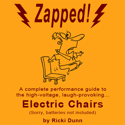 Zapped - Ricki Dunn and Nielsen Magic