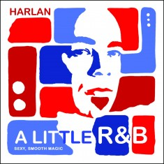 A Little R&B (Red & Blue) by Dan Harlan (DVD + 5 Gimmicks)