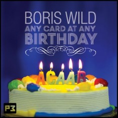 Any Card At Any Birthday by Boris Wild