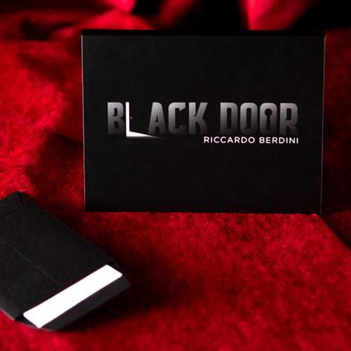 Black Door by Riccardo Berdini