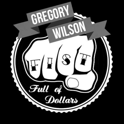 Fist Full of Dollars by Gregory Wilson (Eisenhower Dollars)