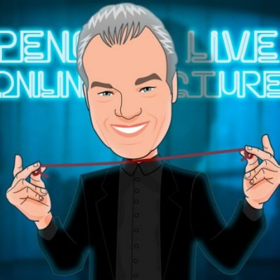 Penguin Live Lecture DVD - Gaetan Bloom