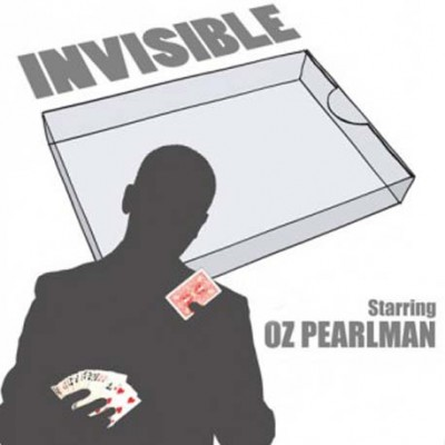 The Invisible Deck - Oz Pearlman