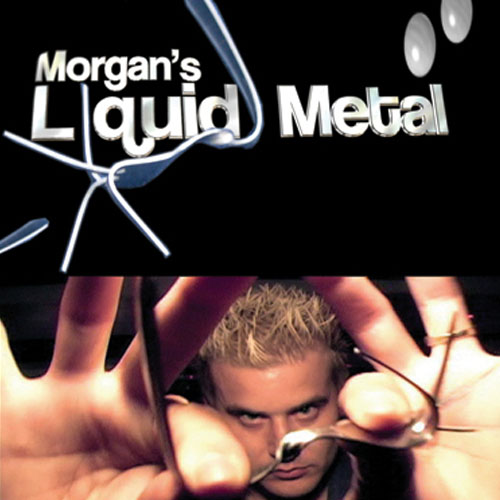 Liquid Metal by Morgan Strebler