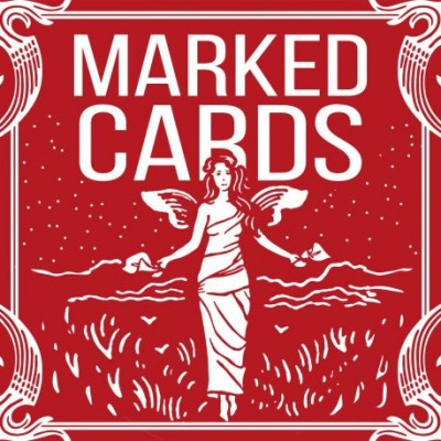 Marked Cards Red - Penguin Magic