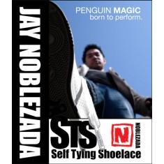 Self Tying Shoelace by Jay Noblezada