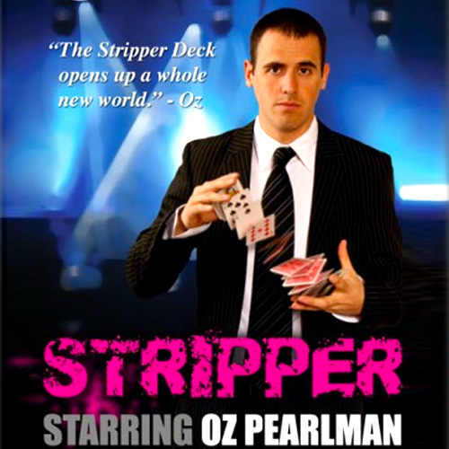 Stripper by Oz Pearlman