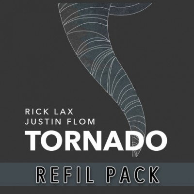 Tornado *Refil Pack* - Justin Flom and Rick Lax