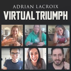 Virtual Triumph by Adrian Lacroix