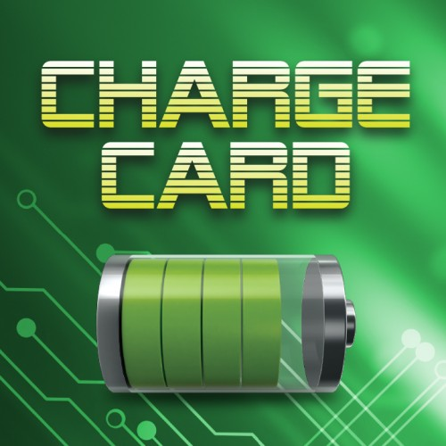 Charge Card by Penguin Magic