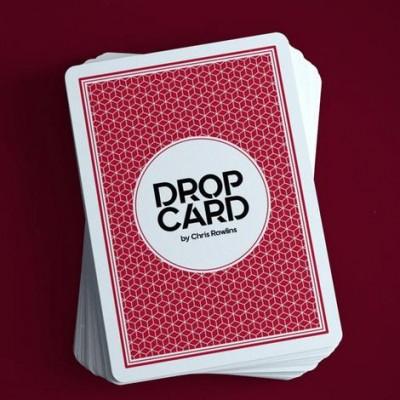 Drop Card by Chris Rawlins