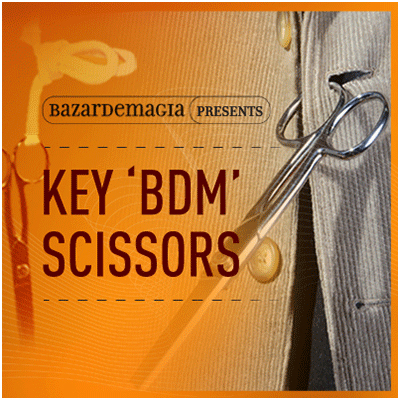 Key BDM Scissors by Bazar de Magia