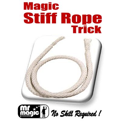 Stiff Rope Trick by Mr. Magic