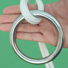Rope for Ring on Rope - 10mm Diameter by PropDog
