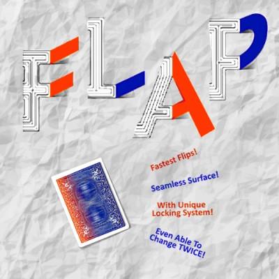 Modern Flap Card - Hondo Chen
