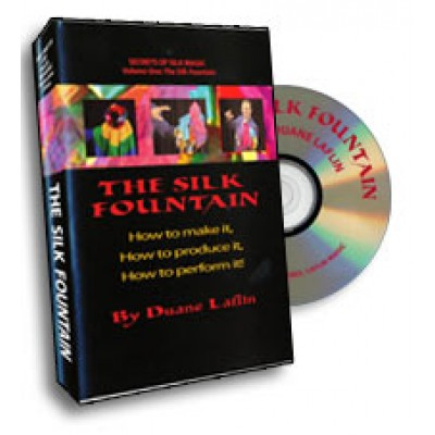 Secrets of Silk Magic Volume 1 - Silk Fountain