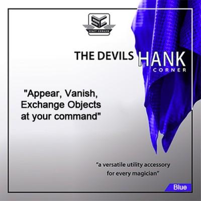 Devils Hank Pro Corner (Large/Blue) - Sumit Chhajer
