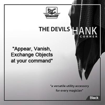 Devils Hank Pro Corner (Large/Black) - Sumit Chhajer