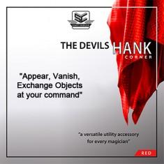 Devils Hank Pro Corner (Large/Red) - Sumit Chhajer