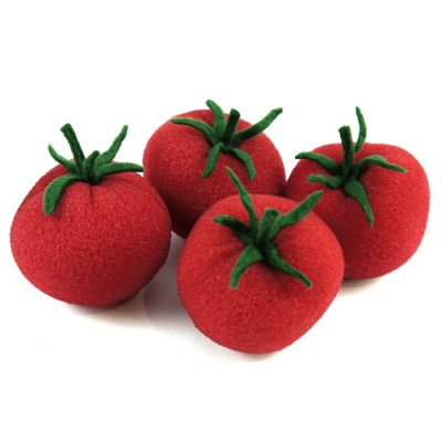 "2.5"" Sponge Tomatoes by PropDog"