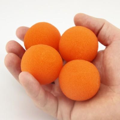 "1.5"" Reg Sponge Ball by Goshman - Orange"