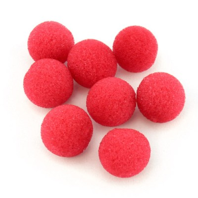 Mini Super Soft Sponge Balls - Pack of 8