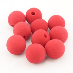 "Clown Noses 1.5"" - Pack of 10"