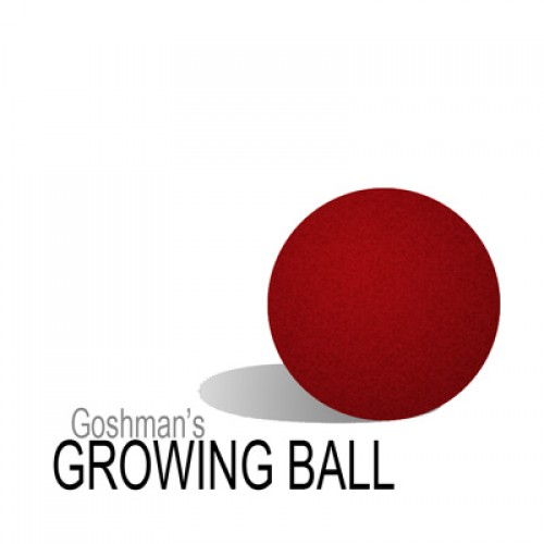 Growing Ball by Goshman