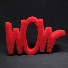 Red Sponge WOW by Goshman
