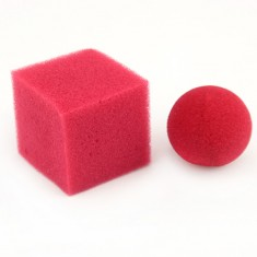 The Great Square Ball Mystery by Goshman - Super Soft