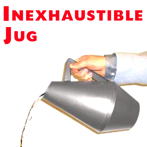 Inexhaustible Jug