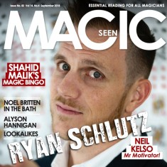 Magicseen Magazine - Issue 82