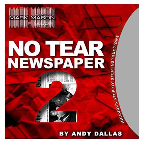 No Tear Newspaper 2 by Andy Dallas