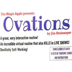 Ovations by Jim Steinmeyer