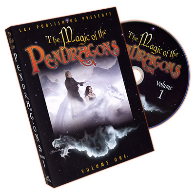 Magic of the Pendragons Volume 1 by Charlotte and Jonathan Pendragon