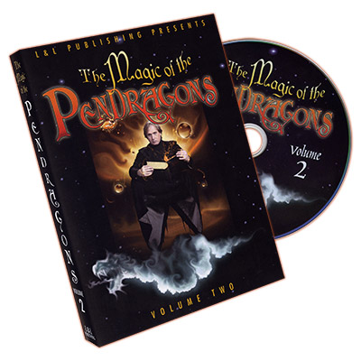Magic of the Pendragons Volume 2 by Charlotte and Jonathan Pendragon