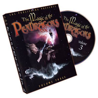 Magic of the Pendragons Volume 3 by Charlotte and Jonathan Pendragon