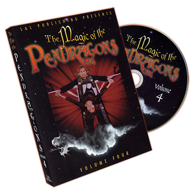 Magic of the Pendragons Volume 4 by Charlotte and Jonathan Pendragon