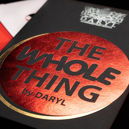 The (W)Hole Thing (Stage) by Daryl