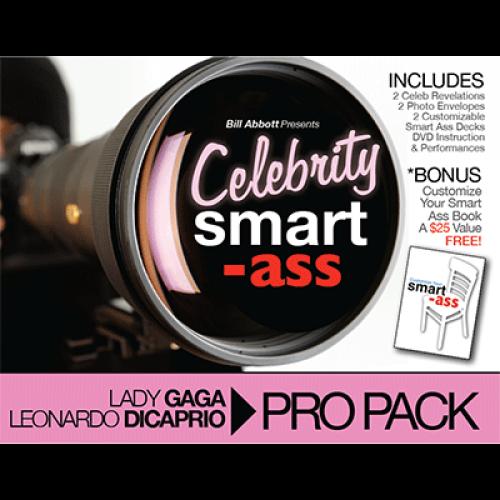 Celebrity Smart Ass (Lady Gaga & Leonardo DiCaprio) by Bill Abbott