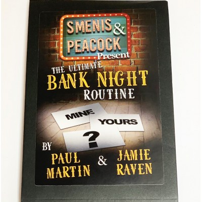 Mine, Yours and the Mystery by Paul Martin and Jamie Raven