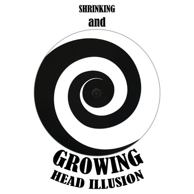 Shrinking and Growing Head Illusion by Top Hat Productions
