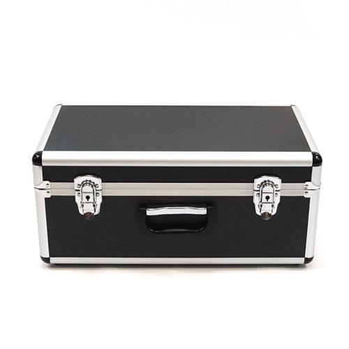 Black Aluminium Close Up Case - Large