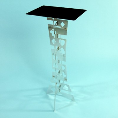 Harbin Table (Silver)