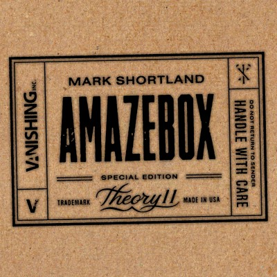 AmazeBox KRAFT - Mark Shortland *Shipping Wednesday*