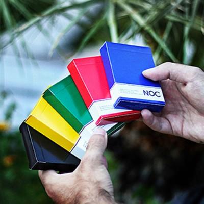 NOC Deck - Original Series